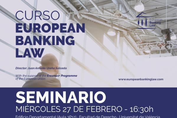 Seminario: Actualidad y tendencias de la actividad bancaria