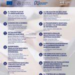 Calendario de todos los seminarios del II Curso European Banking Law