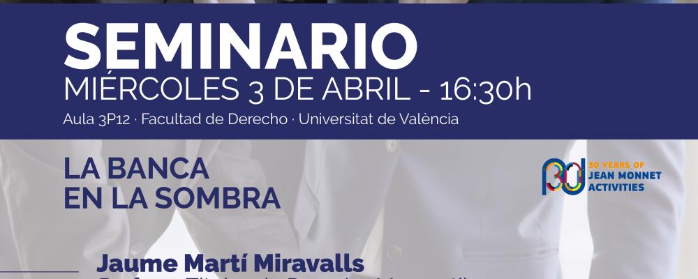 European - Seminario ABRIL 3