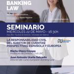 Seminario: La responsabilidad civil del auditor de cuentas: perspectivas española y europea