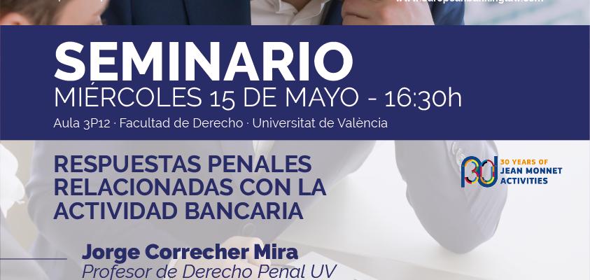 European - Seminario MAYO 15