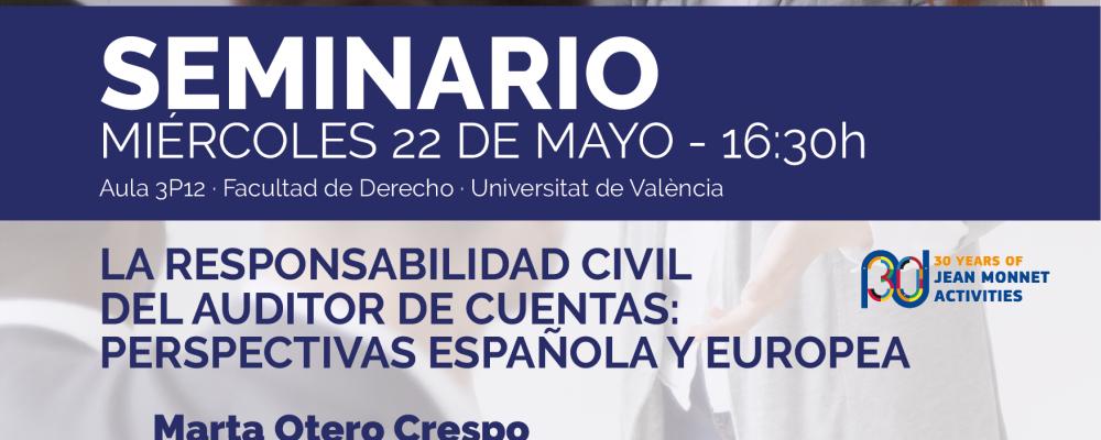 European - Seminario MAYO 22
