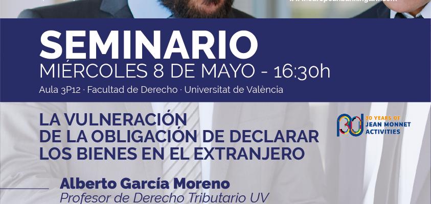 European - Seminario MAYO 8