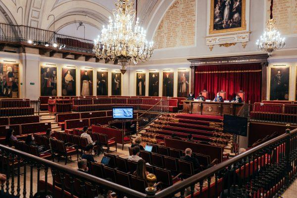 II CONGRESO INTERNACIONAL DERECHO BANCARIO EUROPEO – GALERÍA